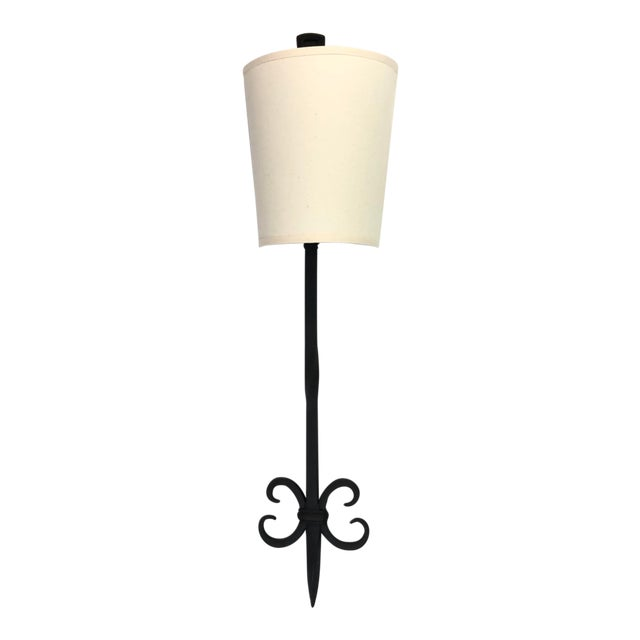 Troy Lighting St Chapelle 2-Light Weathered Iron Wall Sconce For Sale