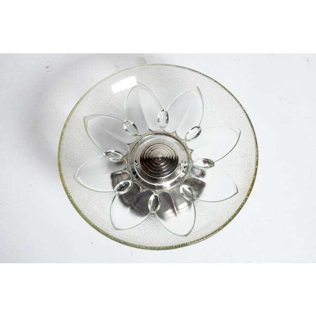 1960s Glass Candy Dish For Sale - Image 5 of 10