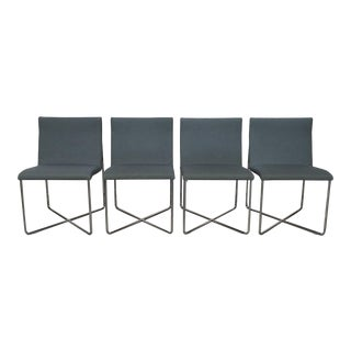 Vintage Rodolfo Dordoni for Minotti 'Louis' Dining Chairs - Set of 4