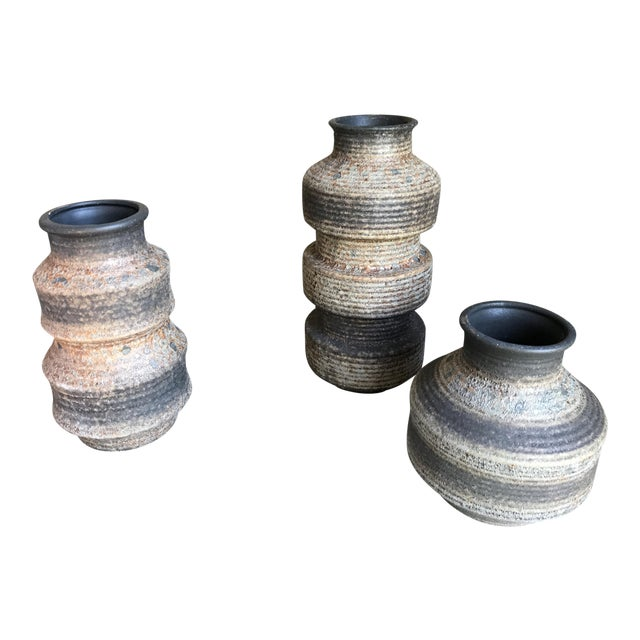 Roost Laurel Canyon Vases Set Of 3 Chairish