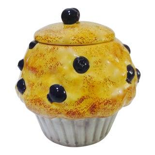 Pop Art Muffin Cupcake Jar For Sale
