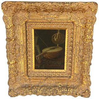 Dutch Old Master Still Life Signed J. Van Hoot For Sale