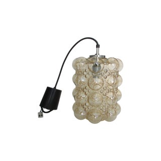 Tynell Bubble Glass Pendant Light For Sale