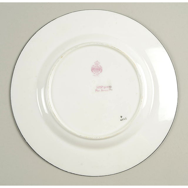 Minton #B930 Salad Plate - Set of 8 For Sale In Greensboro - Image 6 of 8