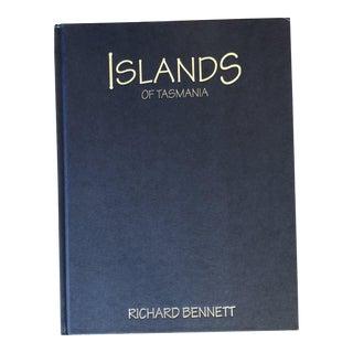 Blue Art Book of Tasmanian Islands For Sale