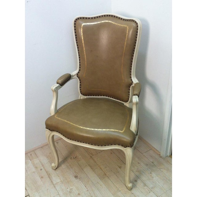 Not Yet Made - Made To Order Beistegui Armchair For Sale - Image 5 of 8