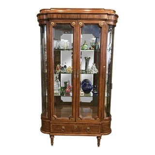 Grand Karges China & Display Cabinet