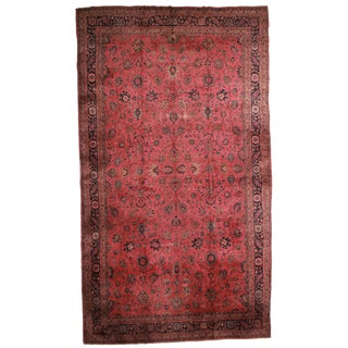 RugsinDallas Turkish Hand Knotted Wool Sparta Rug- 12′ × 21′ For Sale