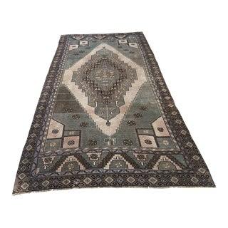 Turkish Oversize Handmade Oushak Carpet For Sale