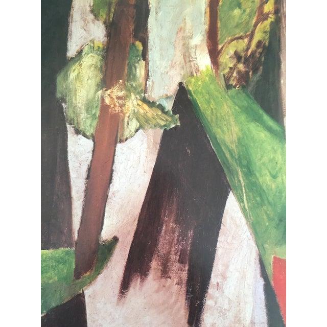1973 sunlight in the forest coup de soleil lithograph henri matisse chairish - Coup de soleil definition ...
