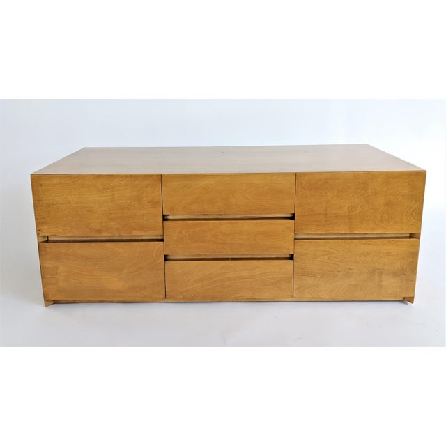 Edmond J. Spence Edmond Spence Cabinet in Maple For Sale - Image 4 of 8