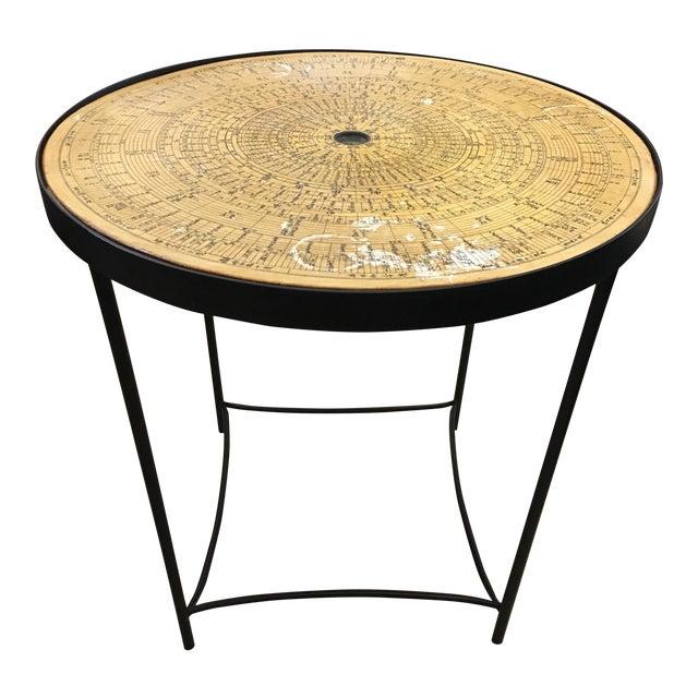 Big Bamboo Feng Shui Side Table - Image 1 of 10
