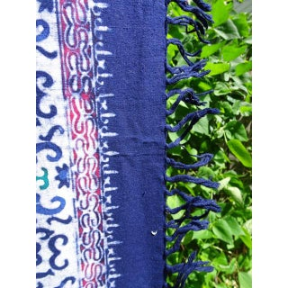 Javanese Riveting Batik Throw Preview