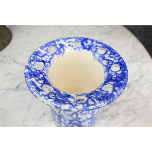 Spatterware Vase For Sale - Image 4 of 7