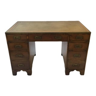 Turn of the Century Campaign Desk For Sale