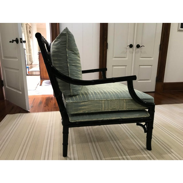 Chinoiserie Furniture Classics Occassional Chair For Sale - Image 3 of 7