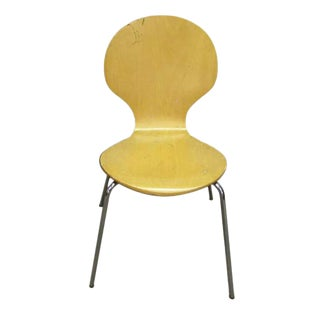 Bentwood Stacking Chair For Sale