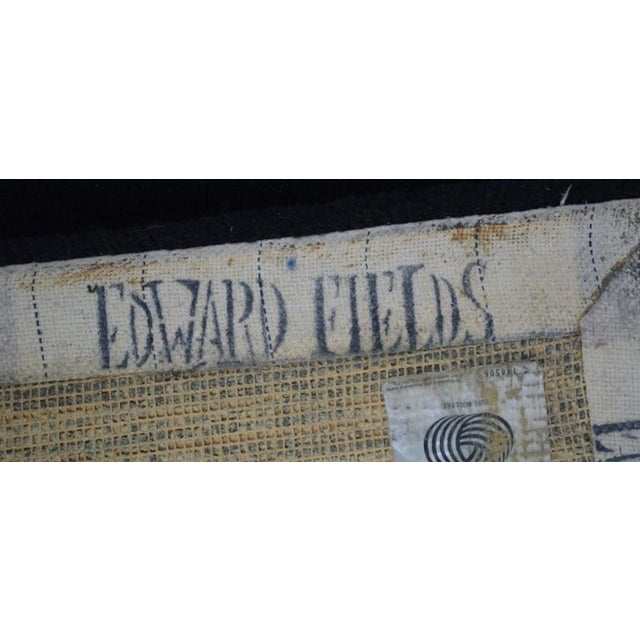 Contemporary Colorful Edward Fields Rug - 8' x 9' For Sale - Image 3 of 3