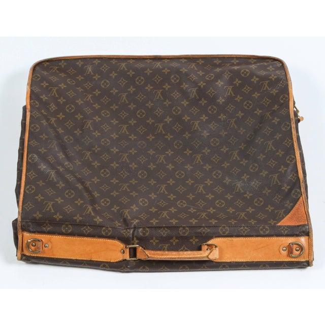 Modern Vintage Louis Vuitton Garment Carrier For Sale - Image 3 of 8
