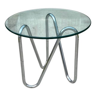 """Italian """"Paperclip"""" Table For Sale"""