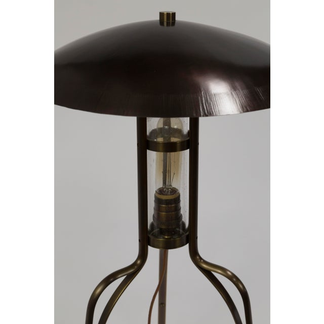 Tuell & Reynolds Bancroft Table Lamps (2 Available) For Sale In San Francisco - Image 6 of 10