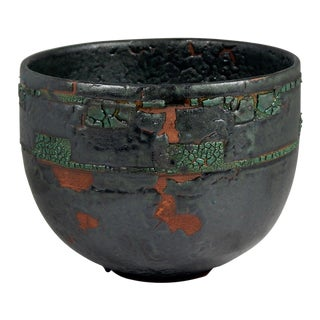 Millcross Ceramic Vessel by Andrew Wilder For Sale