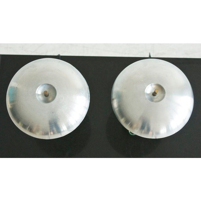Pair of Tulip Lamps For Sale - Image 4 of 8
