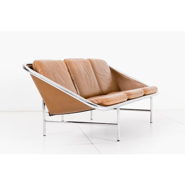 Mid-Century Modern George Nelson Sling Sofa for Herman Miller For Sale - Image 3 of 9