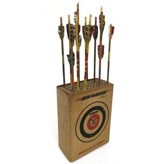 Store Arrow Display - Folk Art