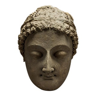 Gandharan Stucco Head of Buddha For Sale