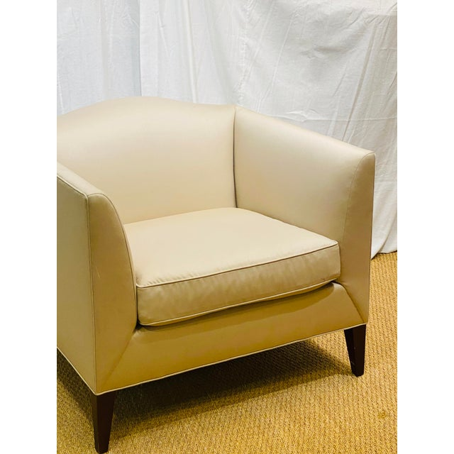 Club Chair by Baker Furniture For Sale - Image 10 of 11