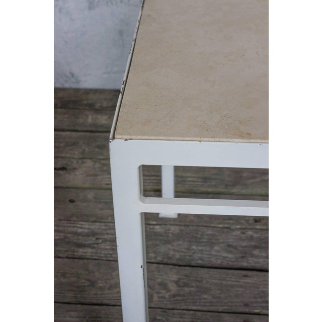 Metal Marcelo Dining Table For Sale - Image 7 of 10