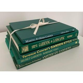 Garden Enthusiast Decorative Book Collection - Set of 5 Preview