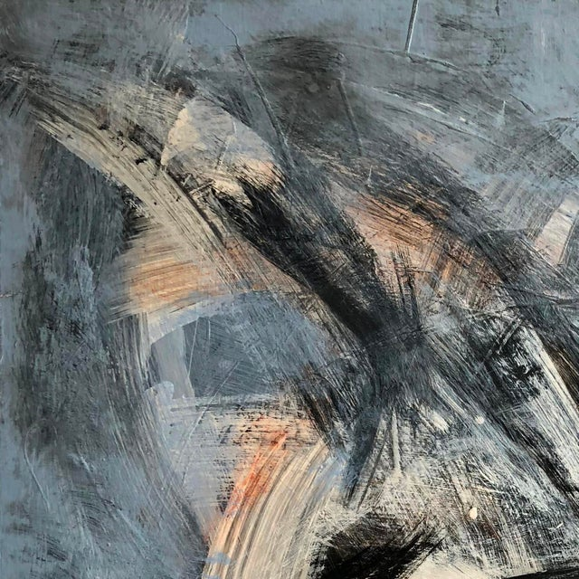 """Marko Kratohvil """"Behind the Illusion"""" Contemporary Painting For Sale - Image 4 of 5"""