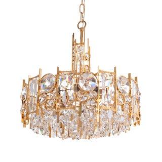 Vintage used hollywood regency chandeliers chairish palwa 1960s hollywood regency chandelier mozeypictures Choice Image