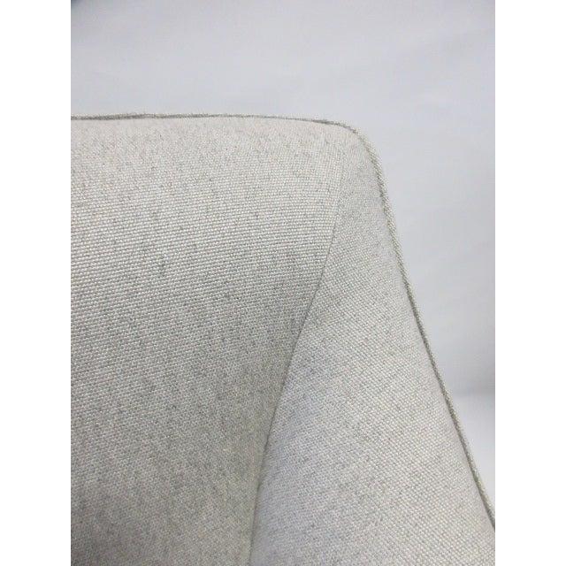 Molteni Gray Molteni Doda Low Armchair For Sale - Image 4 of 10
