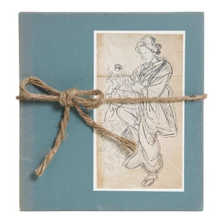 Drawings of the Masters Boxed Gift Set, S/6 For Sale