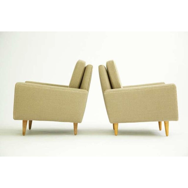 Modern Florence Knoll Lounge Chairs For Sale - Image 3 of 9