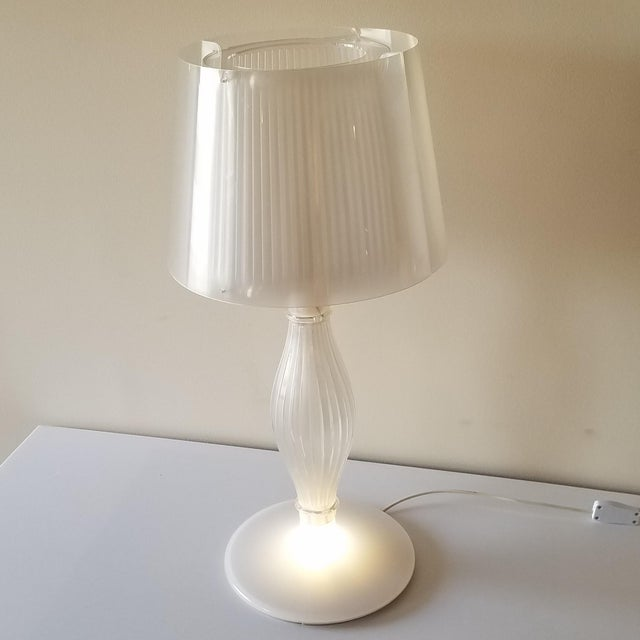 Elisa Giovannoi 'Liza' Table Lamp for Slamp For Sale - Image 10 of 11