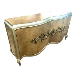 Caracole Curved Front Buffet For Sale