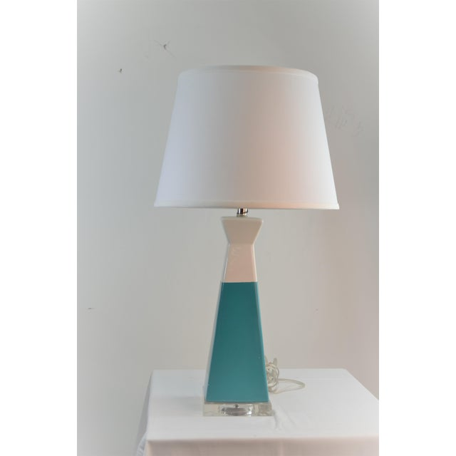 Bungalow 5 Gia Lamp Turquiose With Shade For Sale In Las Vegas - Image 6 of 7