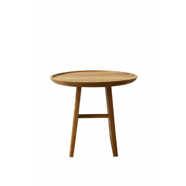 The Slant table combines Bauhaus and Scandinavian design elements to create a minimal design that is simple yet expressive...