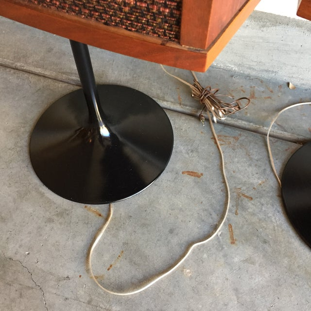 vintage 1978 bose 901 series iv speakers, stands, equalizer & manual for  sale in