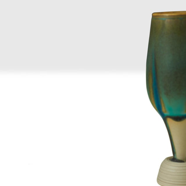 Wilhelm Kage Mini-Spirea vase For Sale In San Francisco - Image 6 of 6