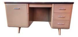Image of Art Deco Tanker Desks