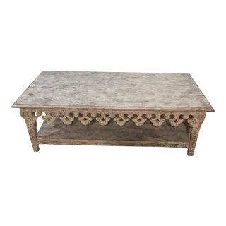 Bliss Studio Solid Wood Coffee Table