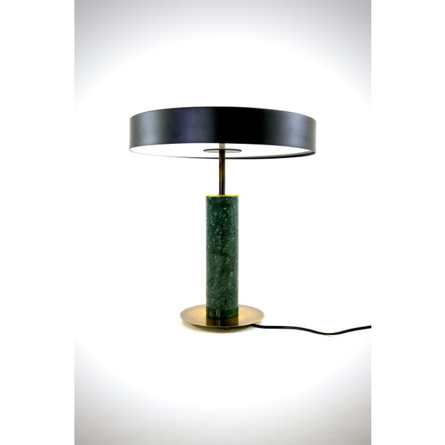 Aluminum Table Lamps Style Mid Century For Sale - Image 7 of 7