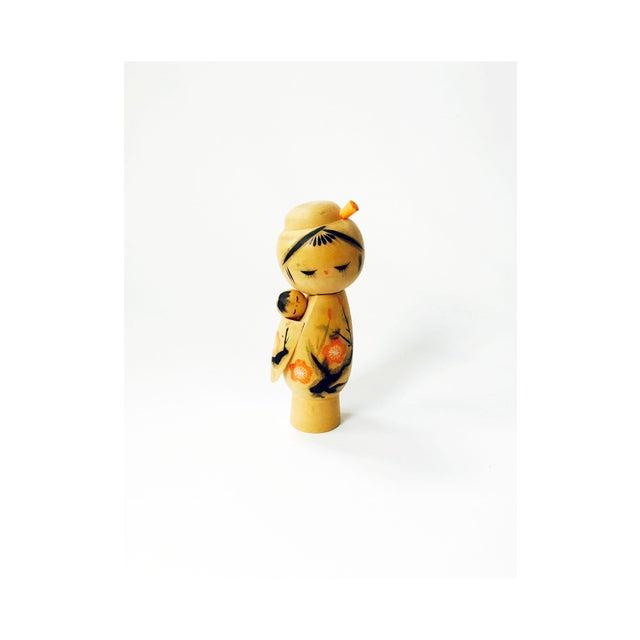 Vintage Japanese Kokeshi Doll - Image 2 of 5