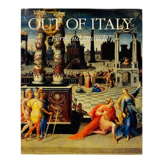 Out of Italy Large Size Art Book Coffee Table Book For Sale