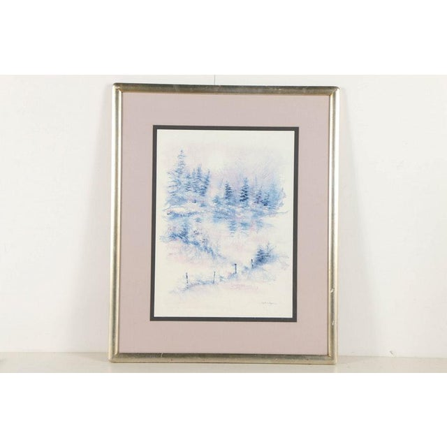 Falciano Landscape Offset Lithographs - A Pair - Image 2 of 11